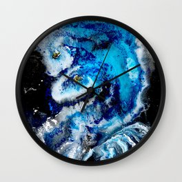 Into the Storm Wall Clock