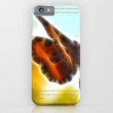 Autumn Moth Slim Case iPhone 6s