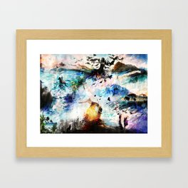 Soul Expansion Framed Art Print