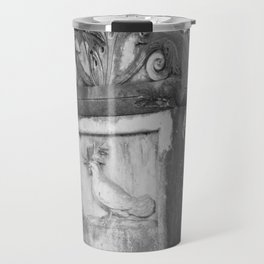 rooster grave Travel Mug
