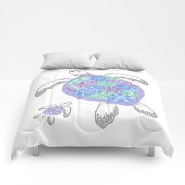 Sea Turtles Comforters
