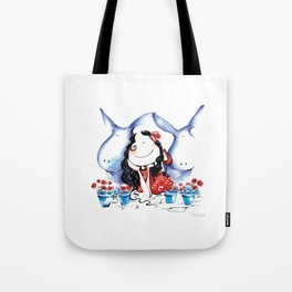 My donkeys Tote Bag