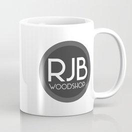 RJB Woodshop Logo Coffee Mug