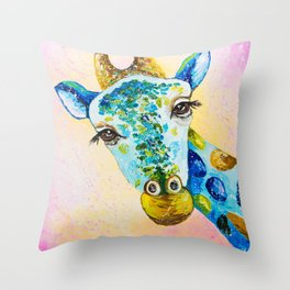 WHAT'S HAPPENED? Throw Pillow