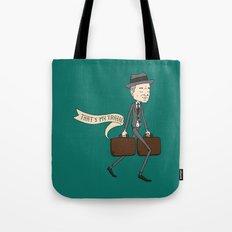The Businessman Tote Bag