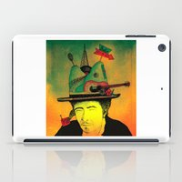 dylan iPad Cases featuring dylan by Mariana Beldi