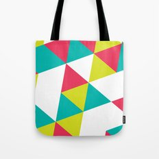 TROPICAL TRIANGLES - Vol 2 Tote Bag