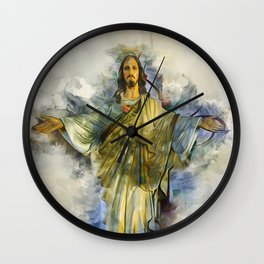 Prescence Of God Wall Clock