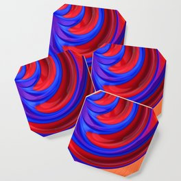 Beautiful Abstract Art by Raphael Terra Coaster