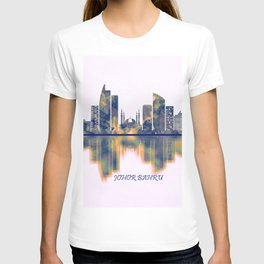 Johor Bahru Skyline T-shirt