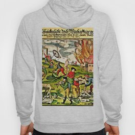 Cannibalism in Russia and Lithuania 1571 Hoody