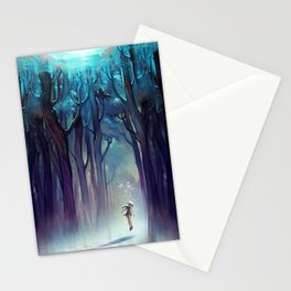 AquaForest Stationery Cards