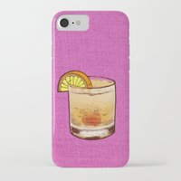 drink iPhone & iPod Cases featuring DRINK  by MR VELA