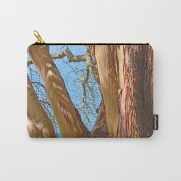 MADRONA TREE BY THE SEA Carry-All Pouch