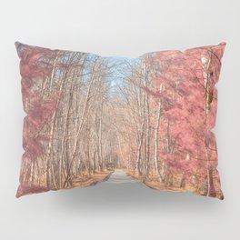 Jesup Boardwalk Trail - Tickle Me Pink Pillow Sham