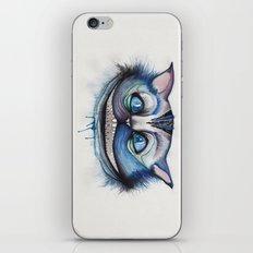 Cheshire Cat Grin - Alice in Wonderland iPhone & iPod Skin