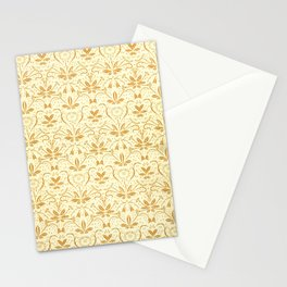 """""""Flora's feast"""" - vintage Victorian floral pattern Stationery Cards"""