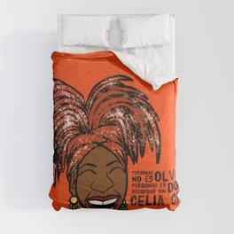 La Reina Celia Cruz Comforters