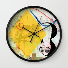 Sunshine Wall Clock