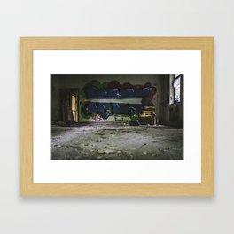 Agnus Dei Rots Away III Framed Art Print