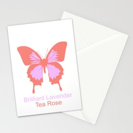 Ulysses Butterfly 7 Stationery Cards