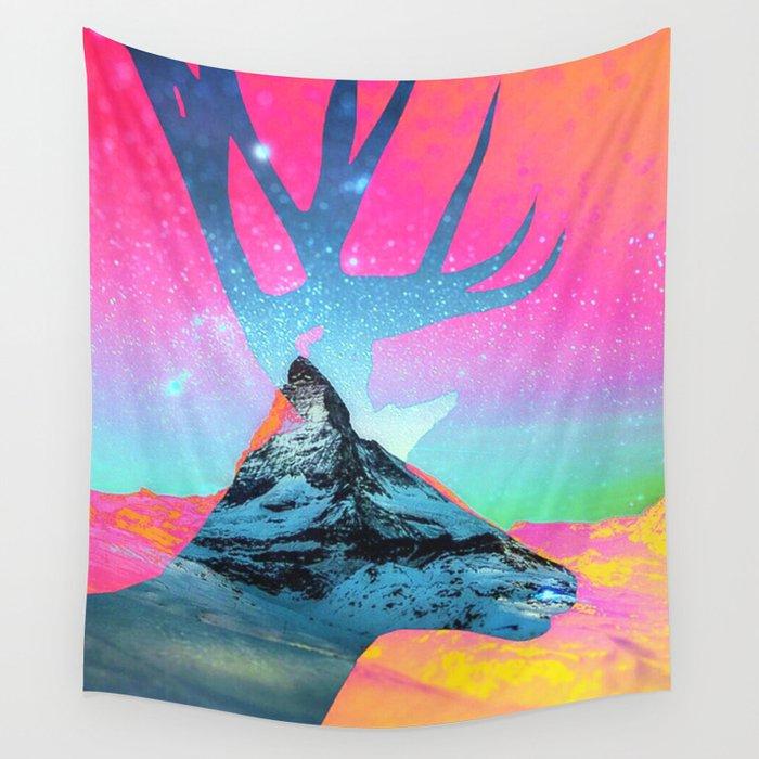 Matterhorn 1 Wall Tapestry