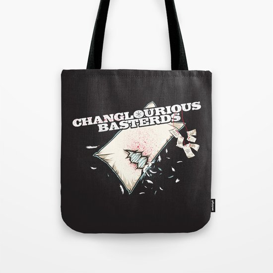 Changlourious Basterds Tote Bag