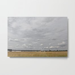 Tempelhof Metal Print