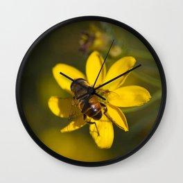 Just Bee Wall Clock