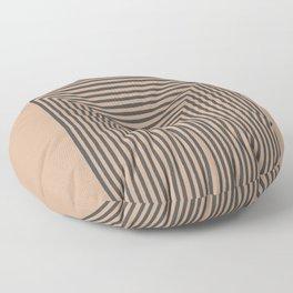 Geometric Art Floor Pillow