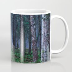 Green Magic Forest Mug
