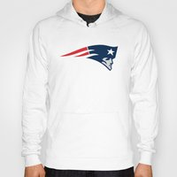 patriots Hoodies featuring Patriots by loveme