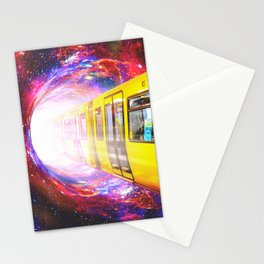 Train To Oblivion Stationery Cards