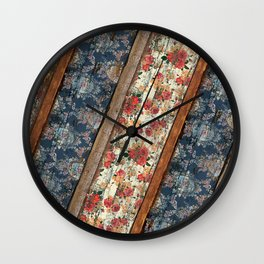 Sweet Old School 2 Wall Clock
