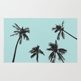Palm trees 5 Rug