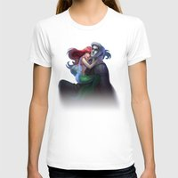 ariel T-shirts featuring ariel by Katie Payne