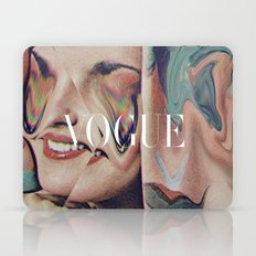 Vogue Laptop & iPad Skin