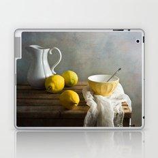 Three lemons Laptop & iPad Skin