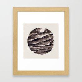 My Tribute To Wood Framed Art Print