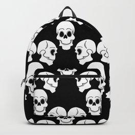 Skull Time Backpack