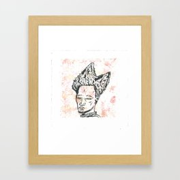 Unnamed Grandfather 2 Framed Art Print