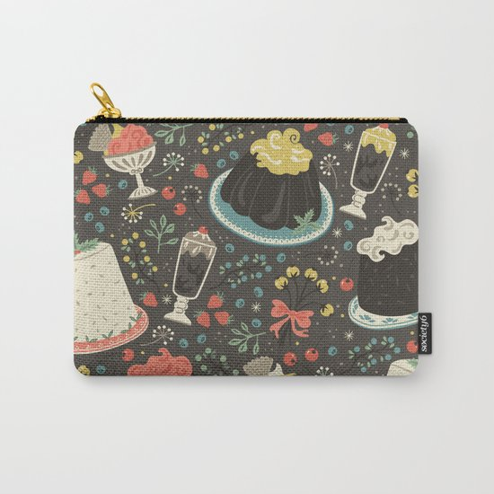 Sweet Deserts  Carry-All Pouch