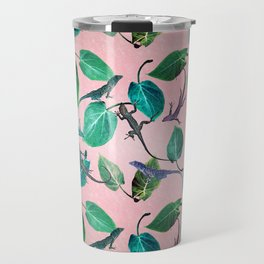Mayfair Lizards and Leaves Travel Mug