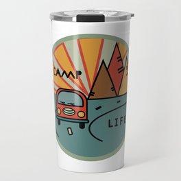 Camp life Travel Mug
