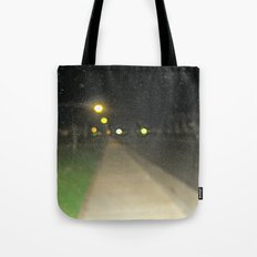 The Rain Out There Tote Bag