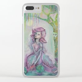Cabbage Patch Clear iPhone Case