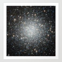 Globular Cluster Messier 53 Art Print