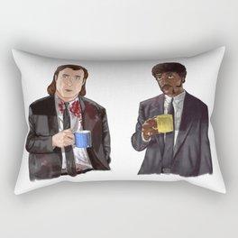 Pulp Fiction - Jimmy's Coffee Rectangular Pillow