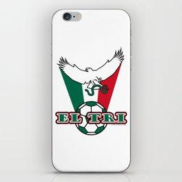 Mexico El Tri ~Group F~ iPhone Skin