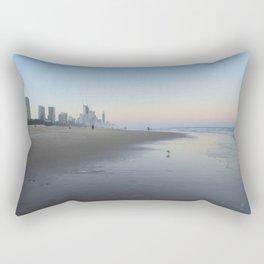 Aussie Sunset No Filter Rectangular Pillow